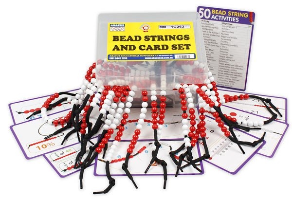 Bead Strings and Activities Card Set