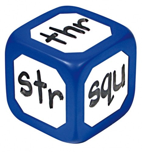 Whiteboard Dice - Medium (85mm)