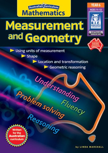 Measurement & Geometry Book - Year 6