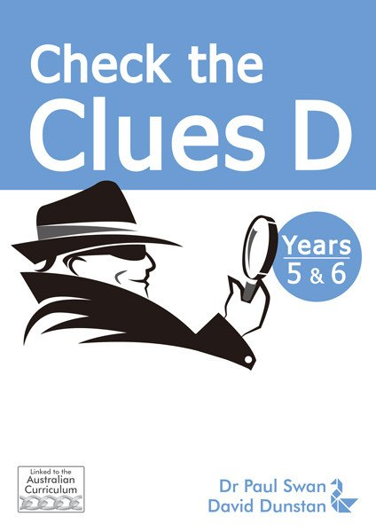 Check the Clues D - Dr Paul Swan