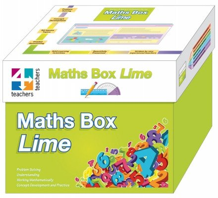 Maths Box Lime (Years 1 - 2/3)