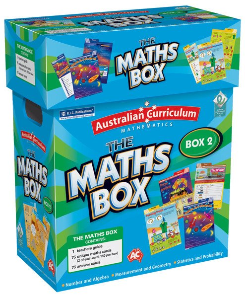 The Maths Box - Box 2