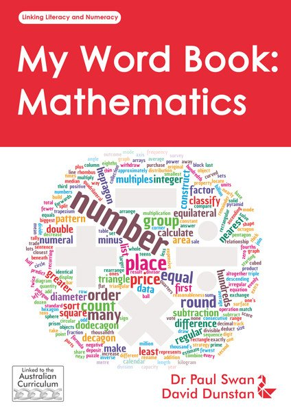My Word Book: Mathematics - Dr Paul Swan
