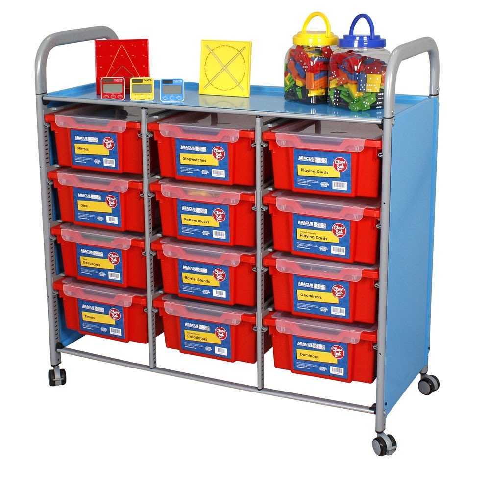 Abacus Callero Class Set Trolley