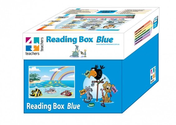 Reading Box Blue - Years 2 to 4