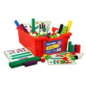 Interlocking - 2cm Plastic Class Set