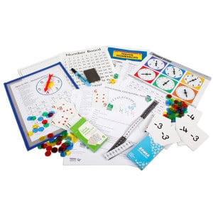 Dr Paul Swan's Maths Homepack Year 3 - Year 4