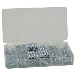200 Piece Spring Set - Assorted