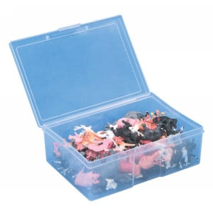 Fischer Box - 1 Compartment Medium (Set of 14)