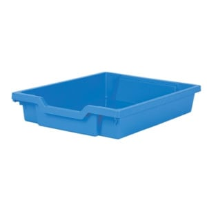 Gratnells Tray - Shallow - LIGHT BLUE