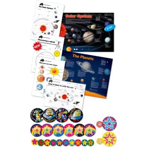 Solar System Activity Pack