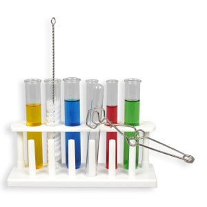 Test Tubes 150mm x 24mm (Pack of 24)