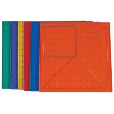 Double Sided Geoboard - 23cm (6)