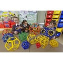 Polydron Frameworks Multi Set (460 pieces)