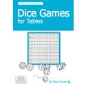 Dice Games for Tables Book - Dr Paul Swan