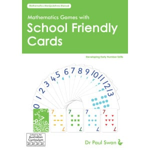 Maths Games with School Friendly Cards - Dr Paul Swan
