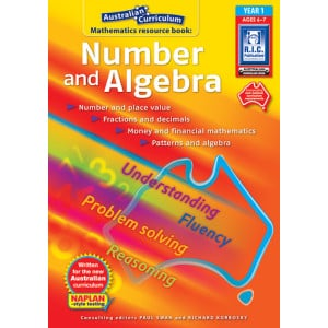 Number and Algebra Book - Year 1 - Dr Paul Swan & Richard Korbosky