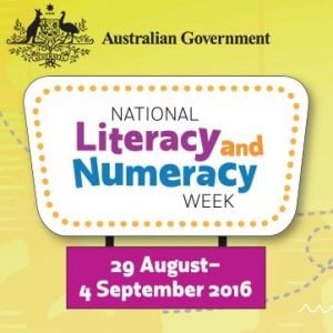 National Literacy and Numeracy Week 2016